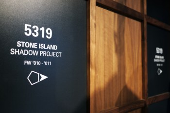 Stone Island Shadow 2010 Fall/Winter Collection Launch Event Recap