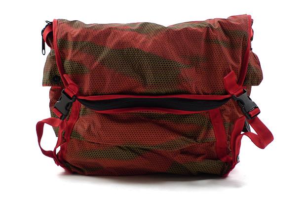 Stone Island Shadow Transformable Messenger Bag