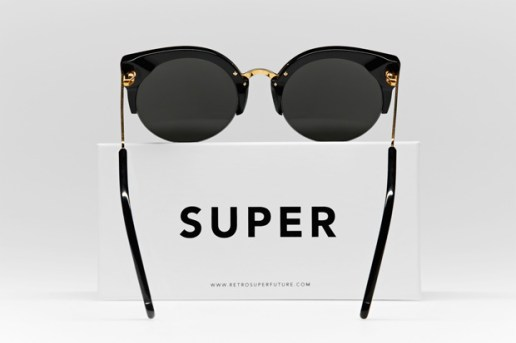 SUPER 2010 Fall Lucia Sunglasses