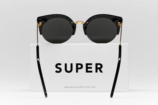 SUPER 2010 Fall Lucia Sunglasses