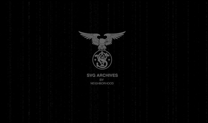 SVG Archives by NEIGHBORHOOD 2010 Fall Collection
