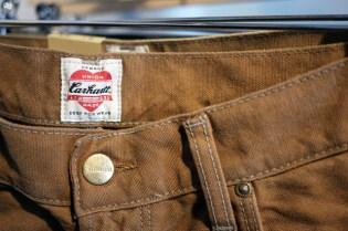 The Carhartt Heritage Line 2011 Spring/Summer Collection Preview