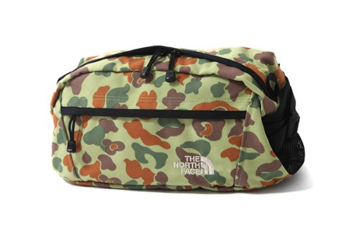 "THE NORTH FACE PURPLE LABEL ""Kanga"" Shoulder Bag"