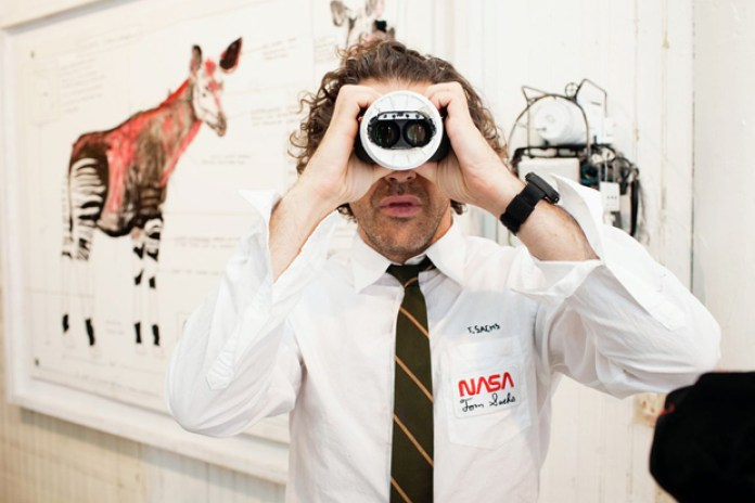 The Selby: Tom Sachs in NYC