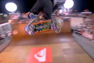 Tony Hawk European Skateboard Tour 2010 - Rome Video