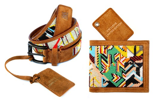 "Trussardi 1911 ""Rock & Folk"" Accessories"