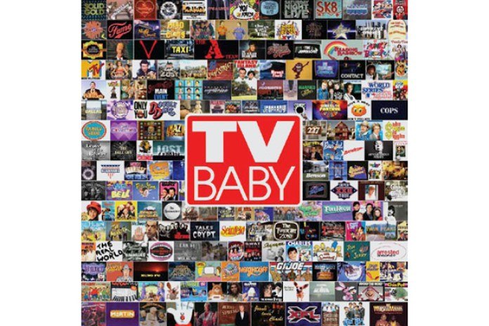 TV Baby Book and CD by OHWOW