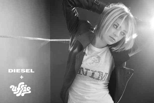 Uffie x Diesel Capsule Collection