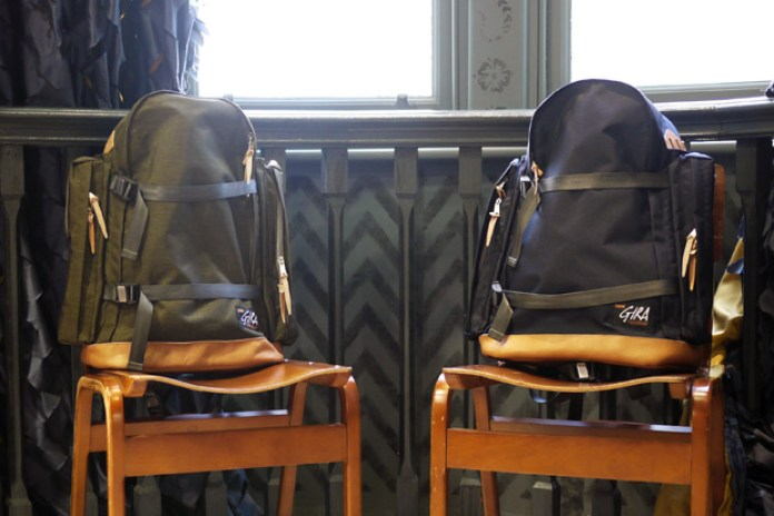 UNDERCOVER 2010 Fall/Winter GIRA Backpacks