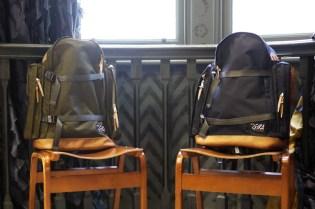 UNDERCOVER 2010 Fall/Winter GIRA Backpacks