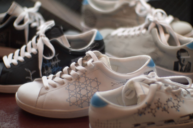"UNDERCOVER ""Avakareta Life"" Footwear Collection"