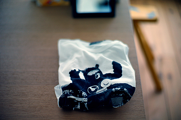 UNDERCOVER for OBSCURA T-shirt