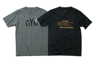 uniform experiment 2010 Fall/Winter T-shirt Collection