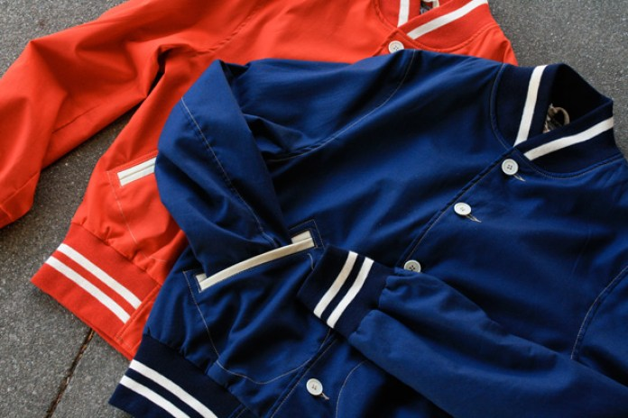 Golden Bear for Unionmade Varsity Jackets