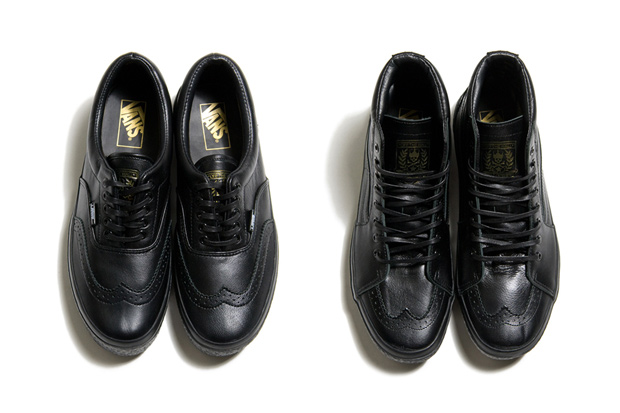 "Vans 2010 Fall/Winter ""Leather"" Pack"