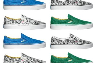 Vans 2010 Fall Glitch Pack
