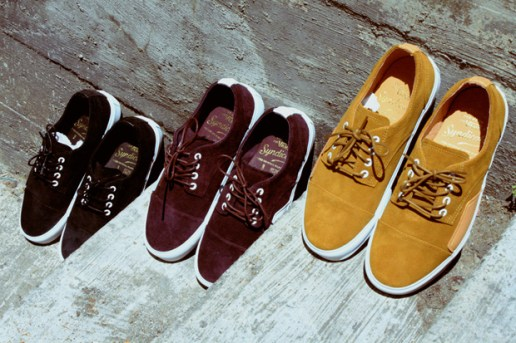 "Vans Syndicate Zero Low ""S"" by Luke Meier"