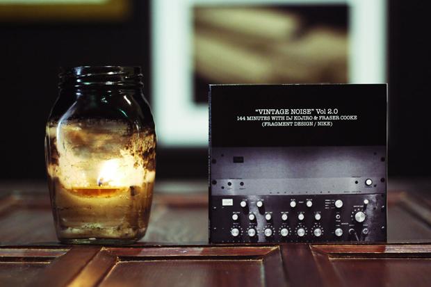 VINTAGE NOISE VOL. 2 - DJ Kojiro & Fraser Cooke
