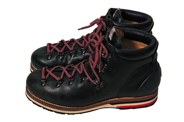 visvim for Moncler V 2010 Fall/Winter Hiking Boots