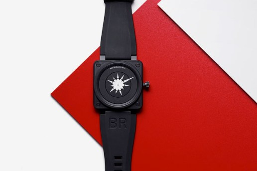 Wallpaper x Bell & Ross BR01-92 Radar Watch