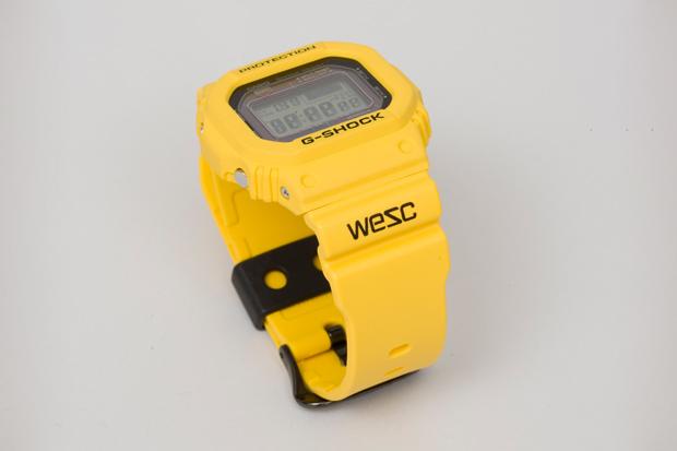 WeSC x CASIO G-SHOCK DW-5600