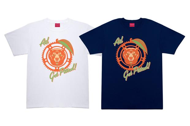 "Wish x No Brakes x Mishka NYC ""ATL Get Pitted"" T-shirt"