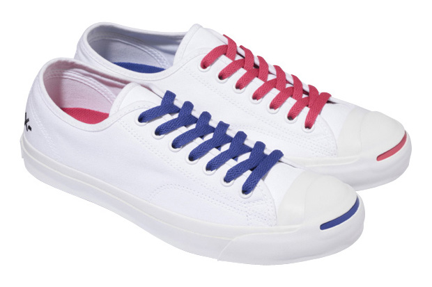 XLarge x X-girl x Converse Jack Purcell