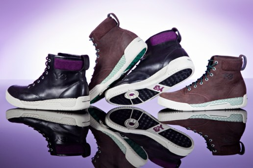 Y-3 2010 Fall/Winter Collection Hayworth Hi