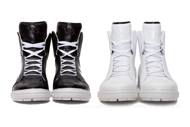 Y-3 2010 Fall/Winter Yohji Star High
