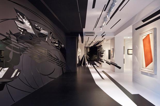 """""""Zaha Hadid and Suprematism"""" Exhibition"""