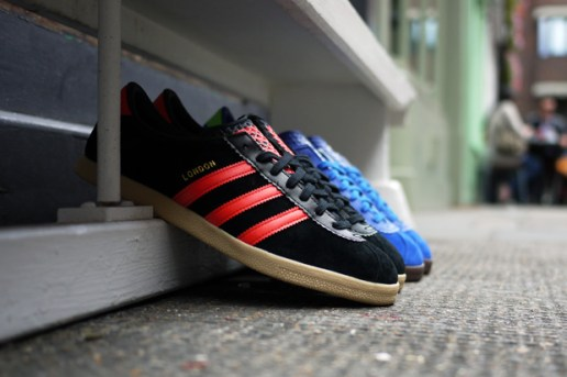 adidas Originals 2010 Fall/Winter London