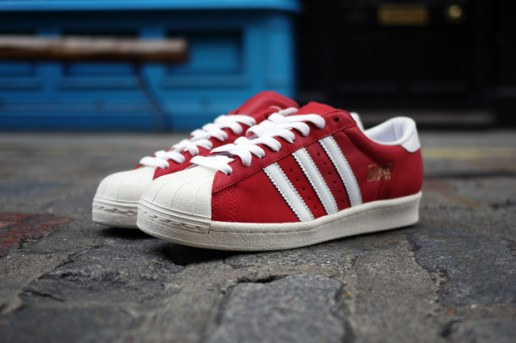 adidas Originals 2010 Fall/Winter Superstar Vintage
