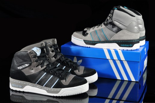 adidas Originals 2010 Fall/Winter Metro Attitude