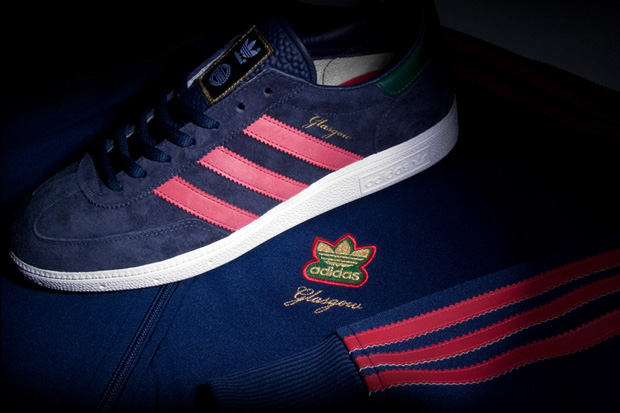 adidas Originals x size? Glasgow Pack