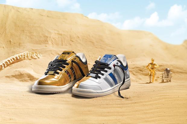 Star Wars x adidas Originals 2010 Fall/Winter Collection