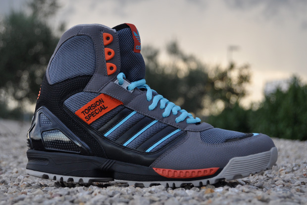 adidas Originals 2010 Fall Torsion Special Hi