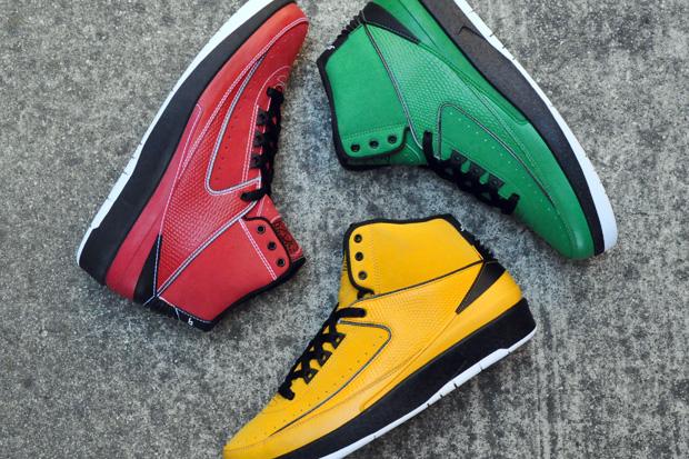 """Air Jordan II Retro """"Candy"""" Pack"""