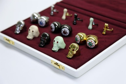 "AMBUSH ""SKULL 'AMB' BONES"" Collection - A Closer Look"