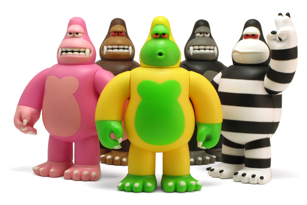 Amos Toys King Ken Series 2
