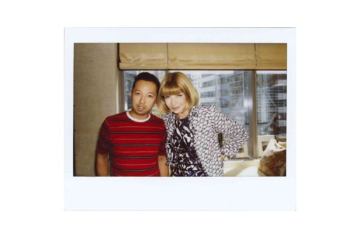 Anna Wintour Interview by Humberto Leon