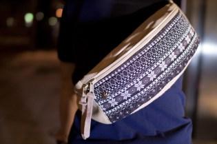 ANOUTCOMMUNE x rehacer Shoulder Bag