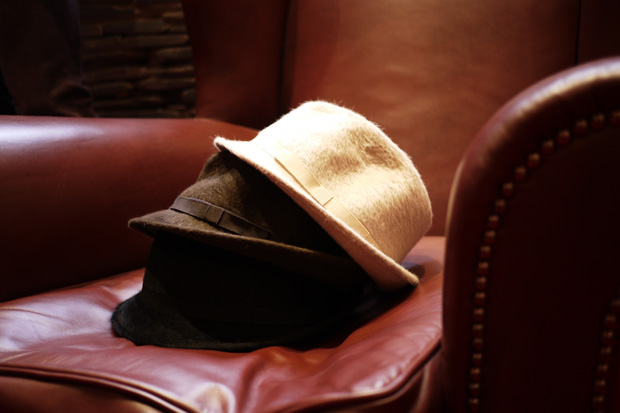 "Anthony Peto ""Salvador"" Fur Hat"