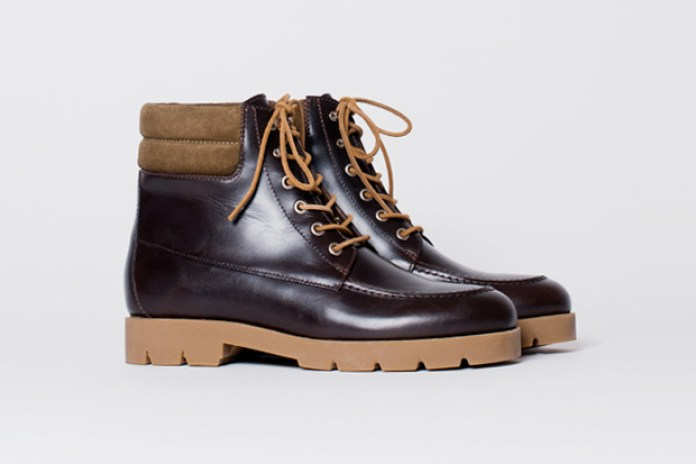 A.P.C. Mountain Boots