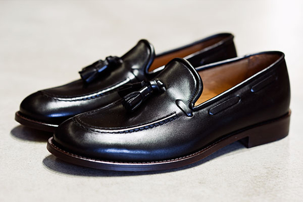 A.P.C. Tassle Loafer