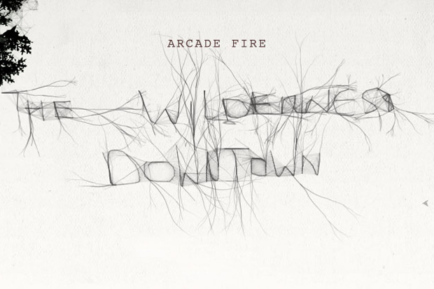 "Arcade Fire x Google ""The Wilderness Downtown"" Project"