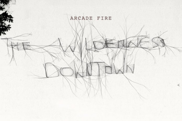 """Arcade Fire x Google """"The Wilderness Downtown"""" Project"""