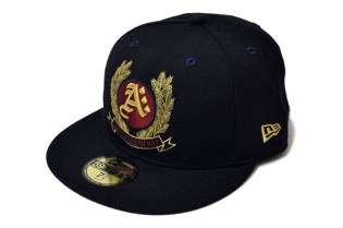 atmos NYC x New Era 59FIFTY 10th Anniversary Fitted Cap