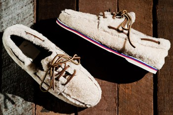 Band of Outsiders x Sperry 2010 Fall/Winter Collection
