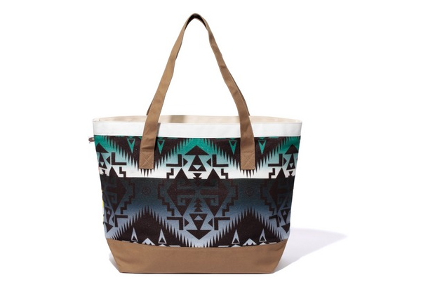 "A Bathing Ape ""Aztec"" Tote Bag"