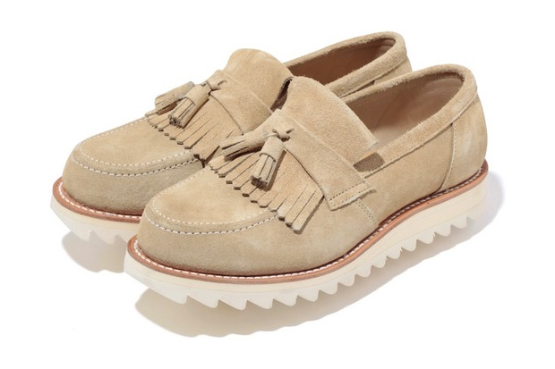 A Bathing Ape Tassle Shoes